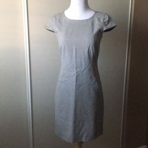 Grey Theory Rikae Shift Dress in Size 0